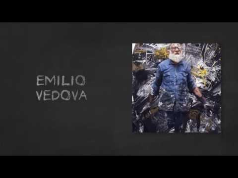 Un artista in un minuto: EMILIO VEDOVA