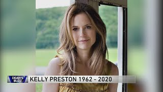 """Kelly preston, who played dramatic and comic foil to actors ranging from tom cruise in """"jerry maguire"""" arnold schwarzenegger """"twins,"""" died sunday, husb..."""