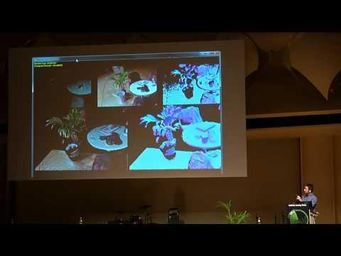 28c3: KinectFusion