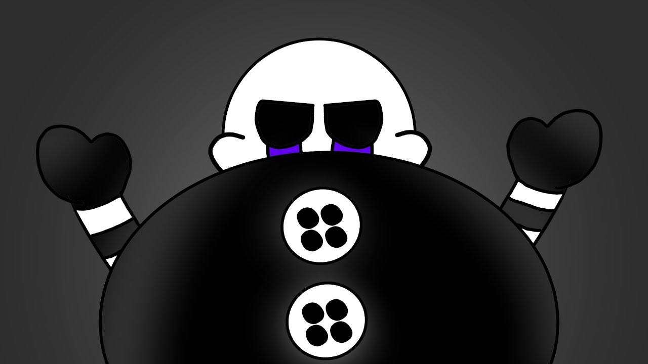 Youtube Kleurplaaten Minecraft Fnaf Sister Location Puppet Master Gets Fat