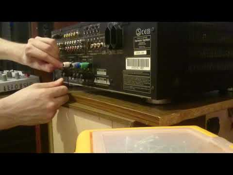 Harman/Kardon AVR 135 videos (Meet Gadget)