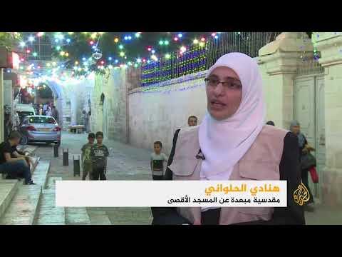 الاحتلال يبعد المقدسيين عن الأقصى في رمضان  - نشر قبل 5 ساعة