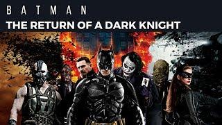 Batman: The Return of a Dark Knight with Frederick Lopez