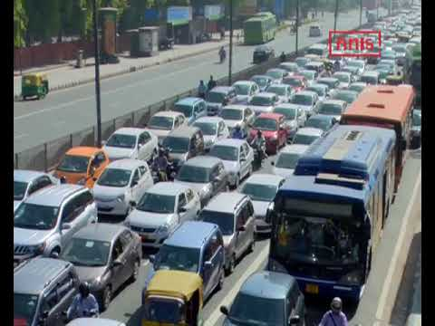 Delhi Police Appeals To Citizens To Follow Traffic Advisories