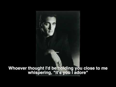 DANY BRILLANT - Besame Mucho (Lyrics video)