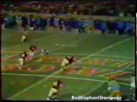 1976 Liberty Bowl: Barry Krauss