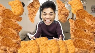 ULTIMATE CHICKEN CHALLENGE!