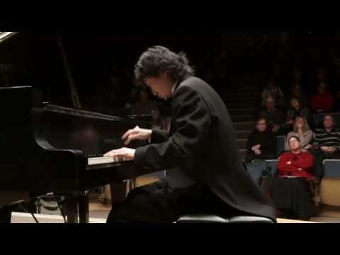 Sheng Cai plays Chopin Ballade No.1