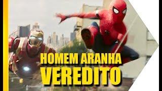 Homem-Aranha: De Volta ao Lar - O Veredito | OmeleTV