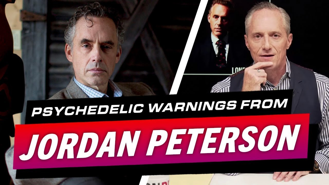 JORDAN PETERSON'S VIEWS ON PSYCHEDELICS - Brian Rose's Real Deal