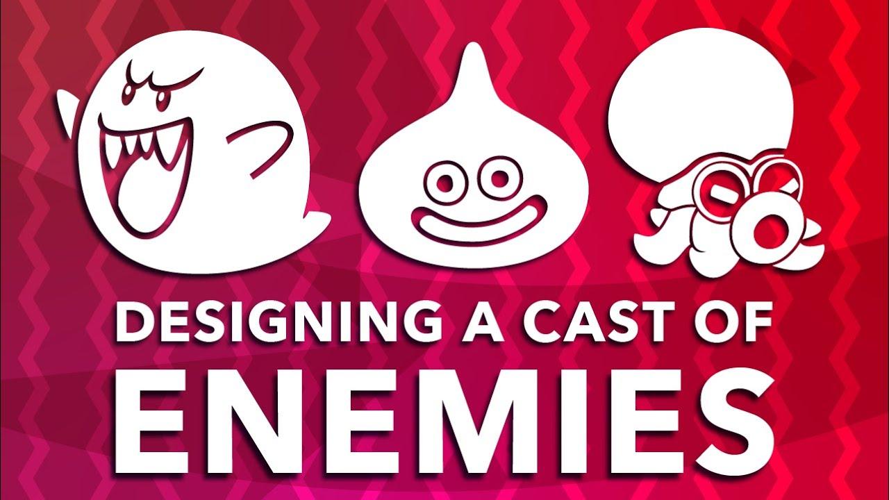 How Do You Design a Cast of Enemies? ~ Design Doc