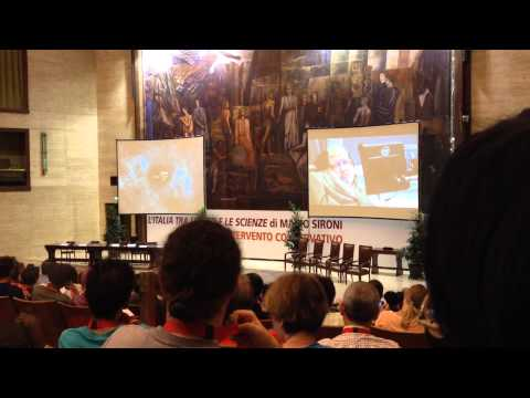 14th Marcel Grossmann Meeting - Stephen Hawking lecture