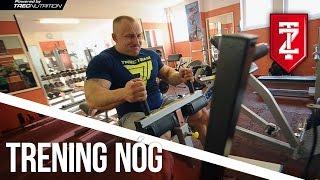 Trening nóg - Papaj Robi Masę odc.02 (Zapytaj Trenera)