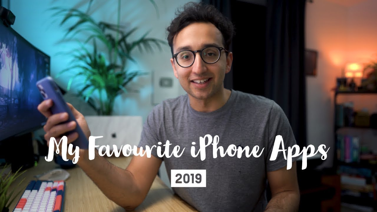 My Favourite Apps 2019 - What's on my iPhone 11 Pro