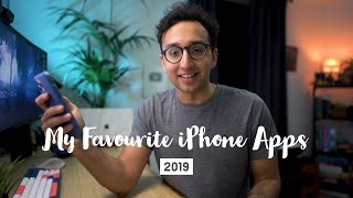 My Favourite iPhone Apps 2019 - What's on my iPhone 11 Pro
