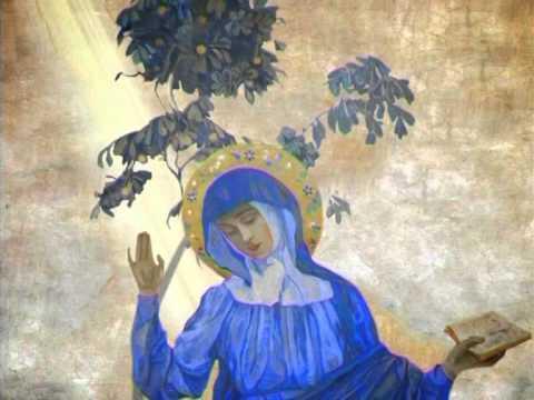 Мультфильм про благовещение пресвятой богородицы