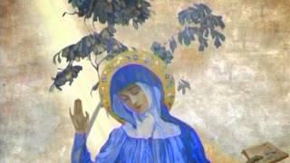 """Благовещение Пресвятой Девы Марии — Закон Божий. Телеканал """"Радость моя"""""""