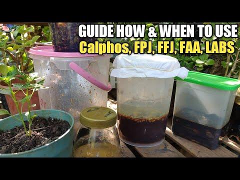 Download GABAY SA PAGAMIT NG CONCOCTION Organic Fertilizer
