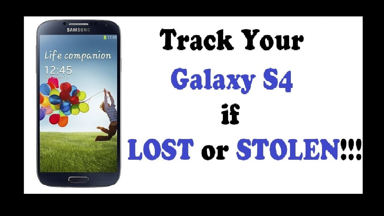 They stole the phone - what to do How to track a phone