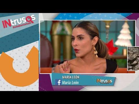 María León revela que su carrera como solista ha sido agridulce | INtrusos