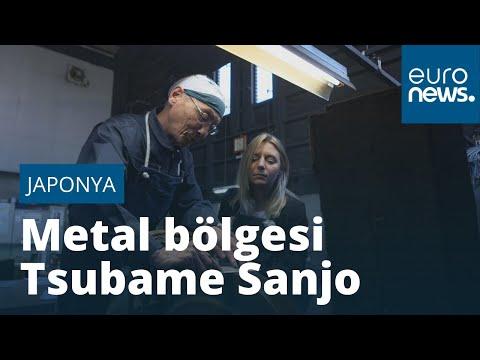 Japonya'nın metal zanaatiyle ünlü Tsubame Sanjo bölgesine yolculuk