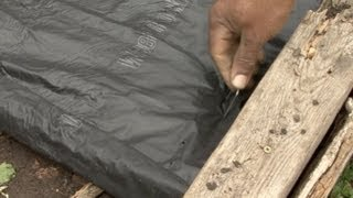 How To Lay Weed Cloth