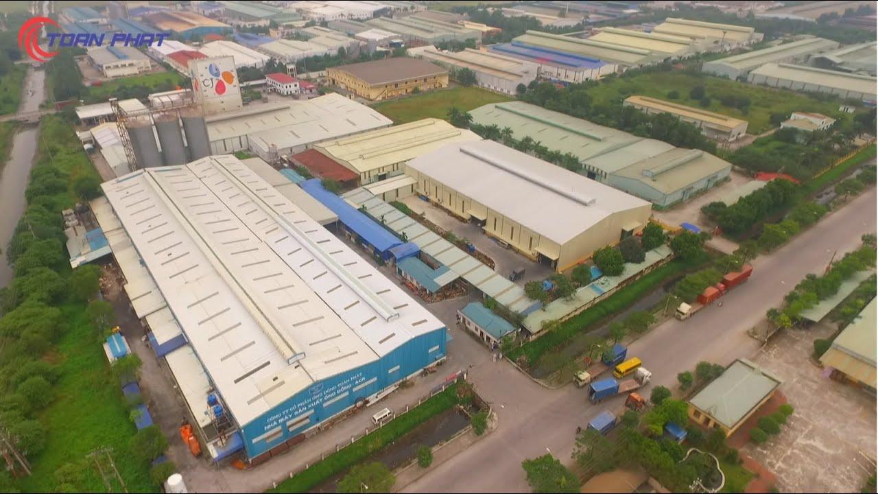 Nhà máy SX Ống đồng Toàn Phát | Toan Phat Copper Tube Factory Viet Nam