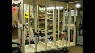 "540 Madison's Dresser Pt 4 ""drawer Frames"""