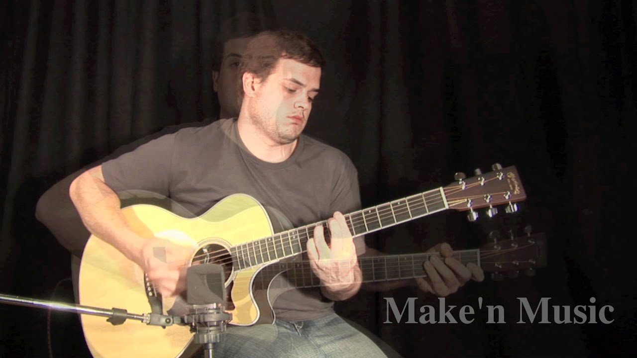 martin gpcpa 3 performing artist series acoustic demo youtube. Black Bedroom Furniture Sets. Home Design Ideas