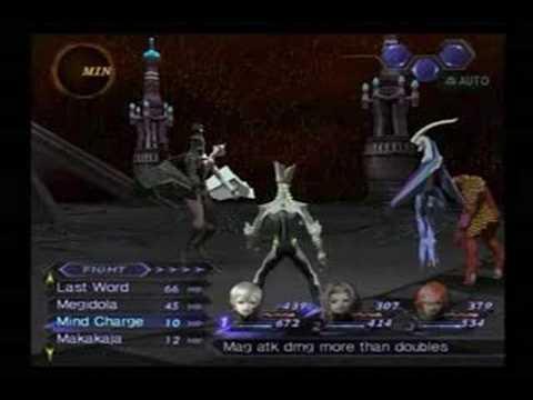 Digital Devil Saga 1 - Final Boss - Harihara (1/2)