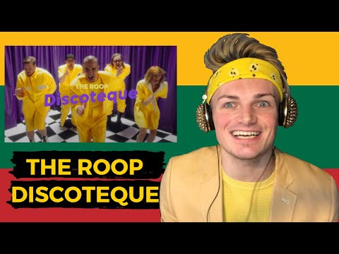 THE ROOP - DISCOTEQUE // REACTION