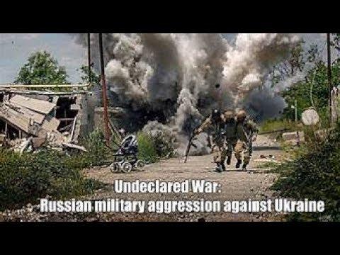 Ukraine President Poroshenko on Putin Russia aggression against Sovereign Nation of Ukraine