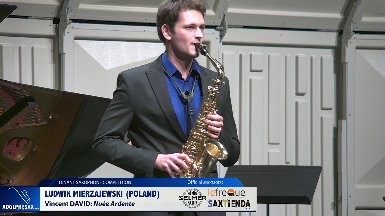 Ludwik Mierzejewski (Poland) - Nuée Ardente by Vincent David (Dinant 2019)