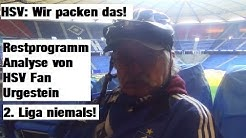 HSV Saison 2013/14 Restprogramm und Analyse - Niemals 2. Liga