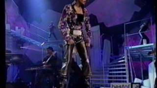 Whitney Houston: Get it Back w My Love Is Your Love (Live) 1999
