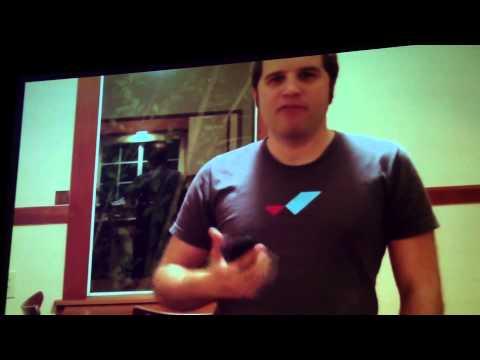 FITC 2014 Toronto Signal Processing Magic Tricks for Interactive Installations
