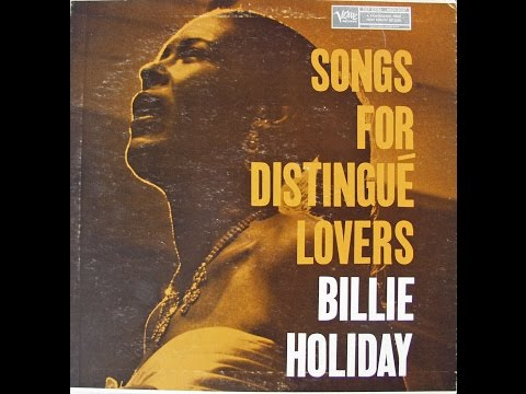 Billie Holiday / Songs For Distingue Lovers-A