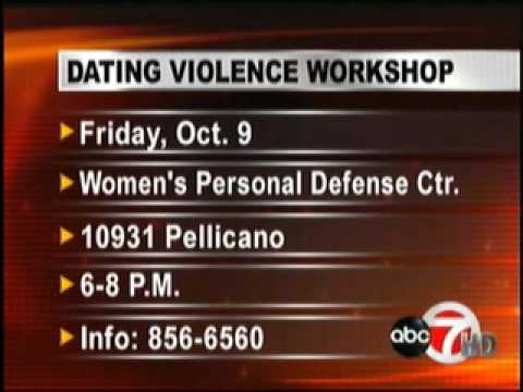 KVIA ABC-7 News El Paso Clip of Teen Dating Violence Workshop from YouTube · Duration:  2 minutes 7 seconds