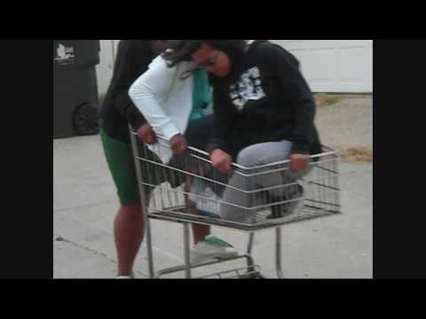 shopping carting attempt 1