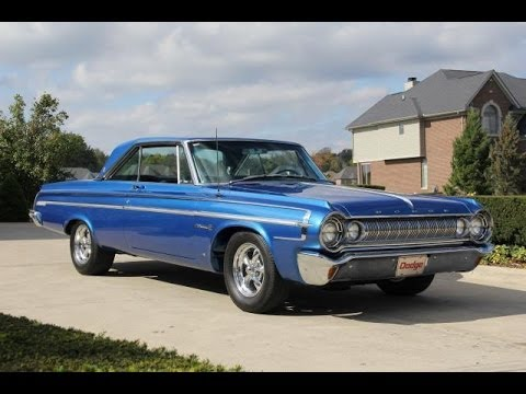 1964 dodge polara max wedge test drive classic muscle car for sale in mi vanguard motor sales. Black Bedroom Furniture Sets. Home Design Ideas