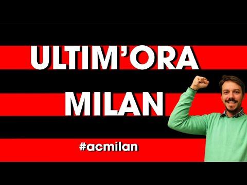 ULTIM'ORA STRAORDINARIA!!! 3 FANTASTICHE NOTIZIE!!! SIIIIII! A. Longoni - Milan Hello #acmilan