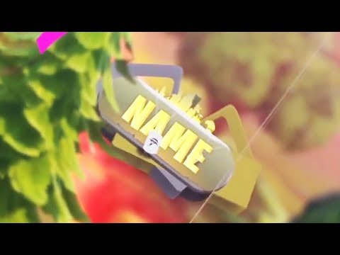 FREE Fortnite Intro Template #904 Affter Effects + Tutorial