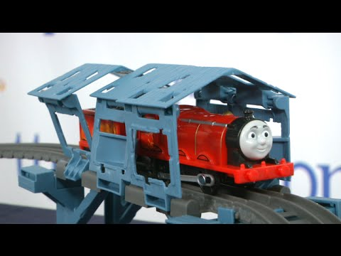 Thomas Friends Trackmaster Troublesome Traps Set From Fisher Price