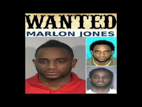 F.B.I - 02-11-2016. Marlon Jones Added to FBI's Ten Most Wanted Fugitives List