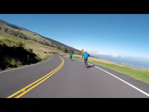 Complete  Mt.Haleakala Sunrise & Bike Tour 2016 Maui, Hawaii
