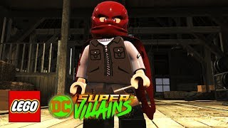 LEGO DC Super-Villains: Countdown To Halloween - Episode 12: How To Make Brightburn!