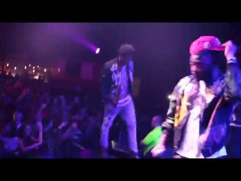 Filthtown Perform Snootie At Lil Uzi Vert Concert | Wallingford, CT