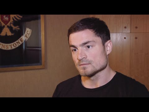 Paul Paton on signing for St. Johnstone