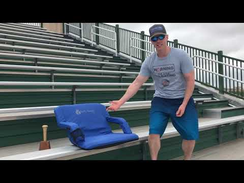 Soft Touch Stadium Seat