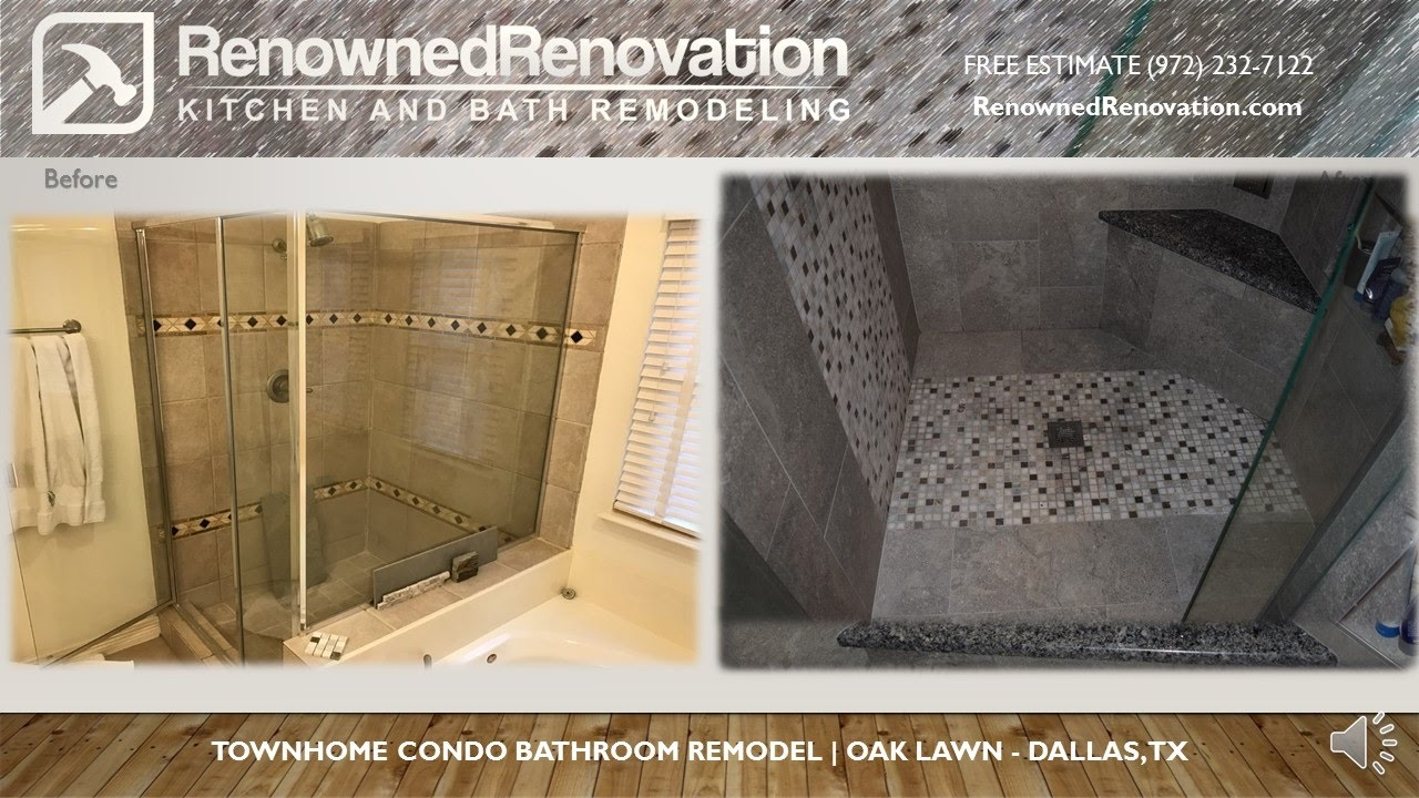 dallas bathroom remodeling | bathroom addition | renowned renovation